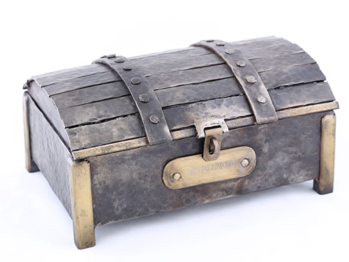 Treasure Casket