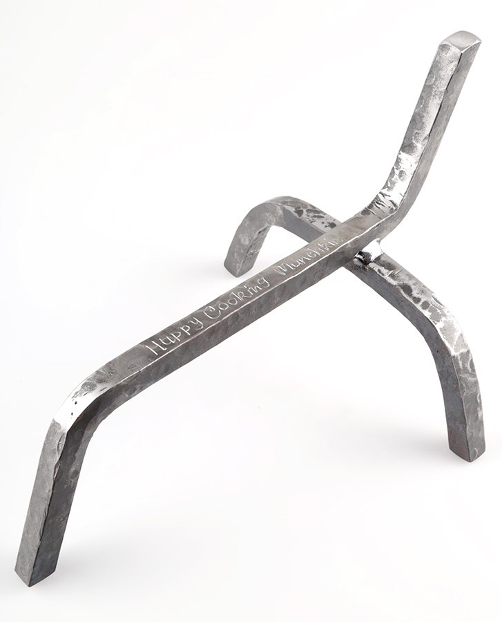 made in australia, pizza oven tool andiron