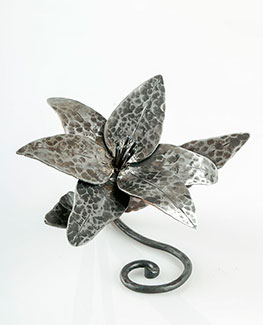 Singapore Lily - wrought iron hand made